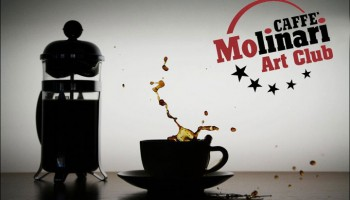 Caffe Molinari poster 1