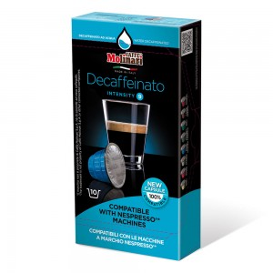 Decaffeinated Compatible with Nespresso, Coffee Machines