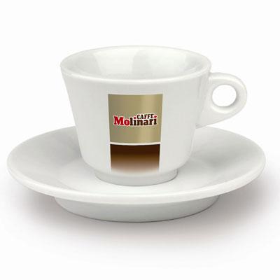 Cappuccino/Coffee Cup Caffe Molinari