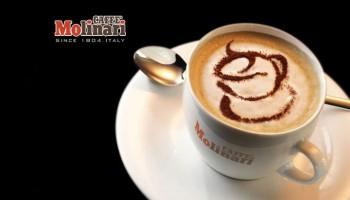 caffe molinari cappuccino