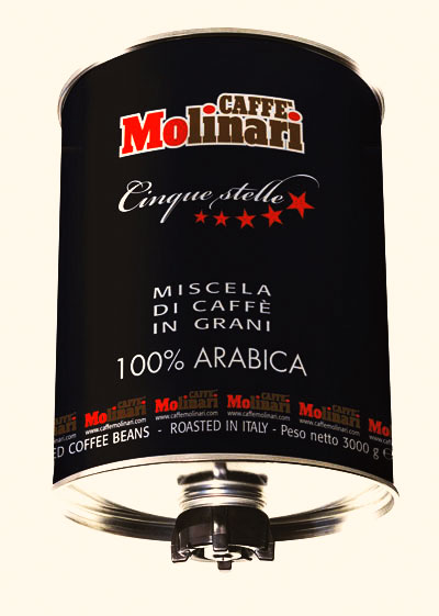 100% Arabica Coffee Beans 3 kg